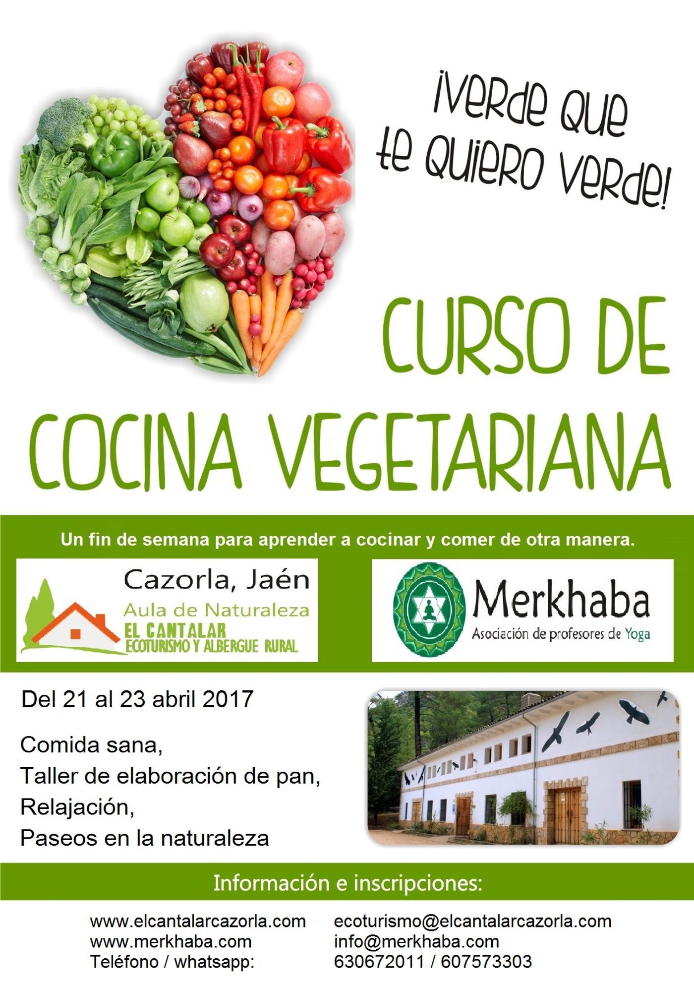 Curso De Cocina Vegetariana | Curso De Cocina Vegetariana Experiencias En La Naturaleza